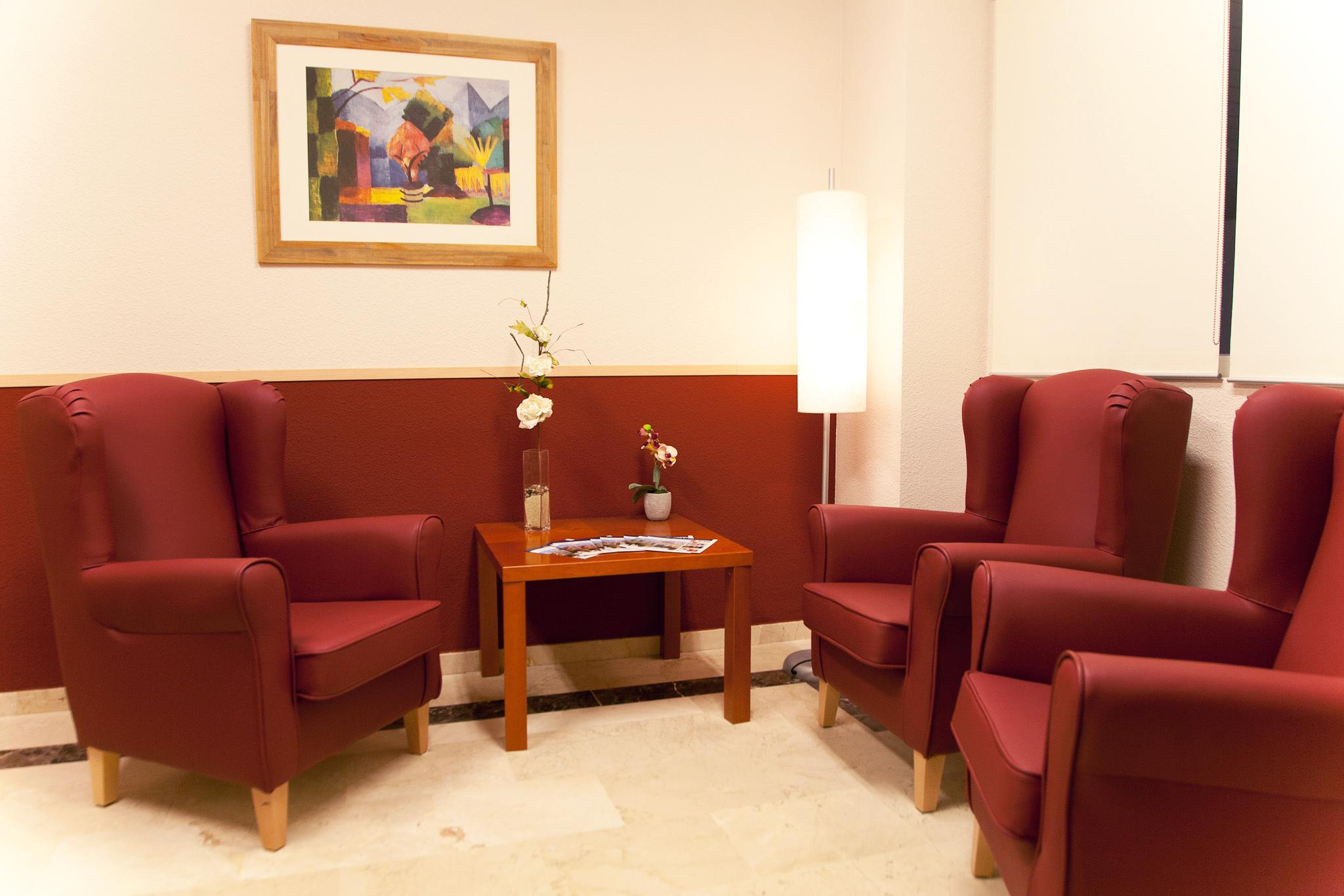 Salita residencia de ancianos SARquavitae Parque Gavilanes