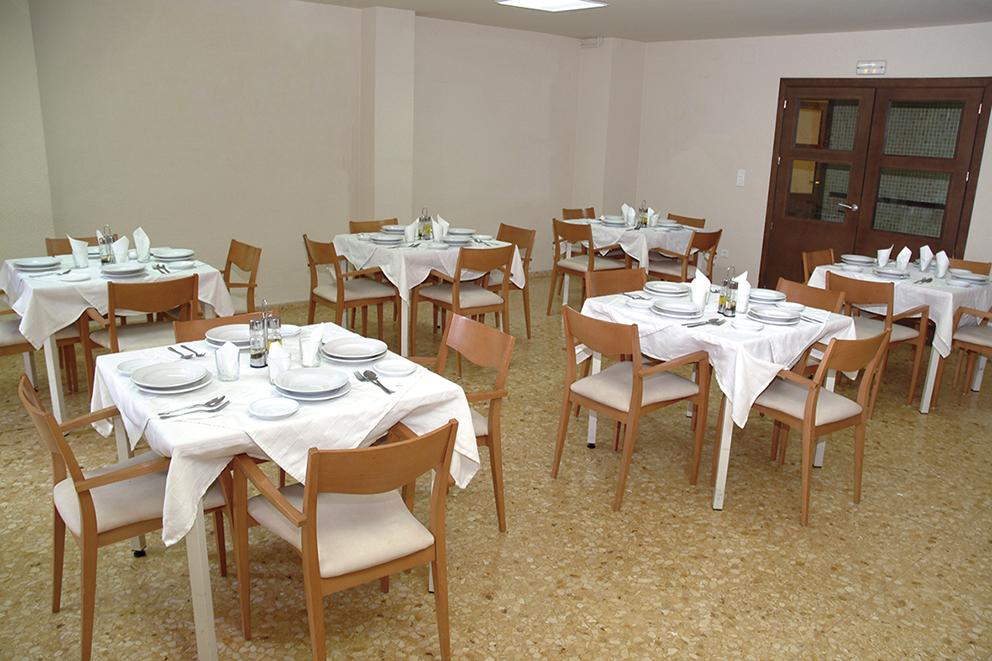 Comedor residencia para mayores SARquavitae Monte Arse Valencia