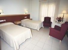 Dormitorio residencia tercera edad SARquavitae Monte Val