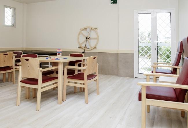 DomusVi Monte Alto sala terapias1