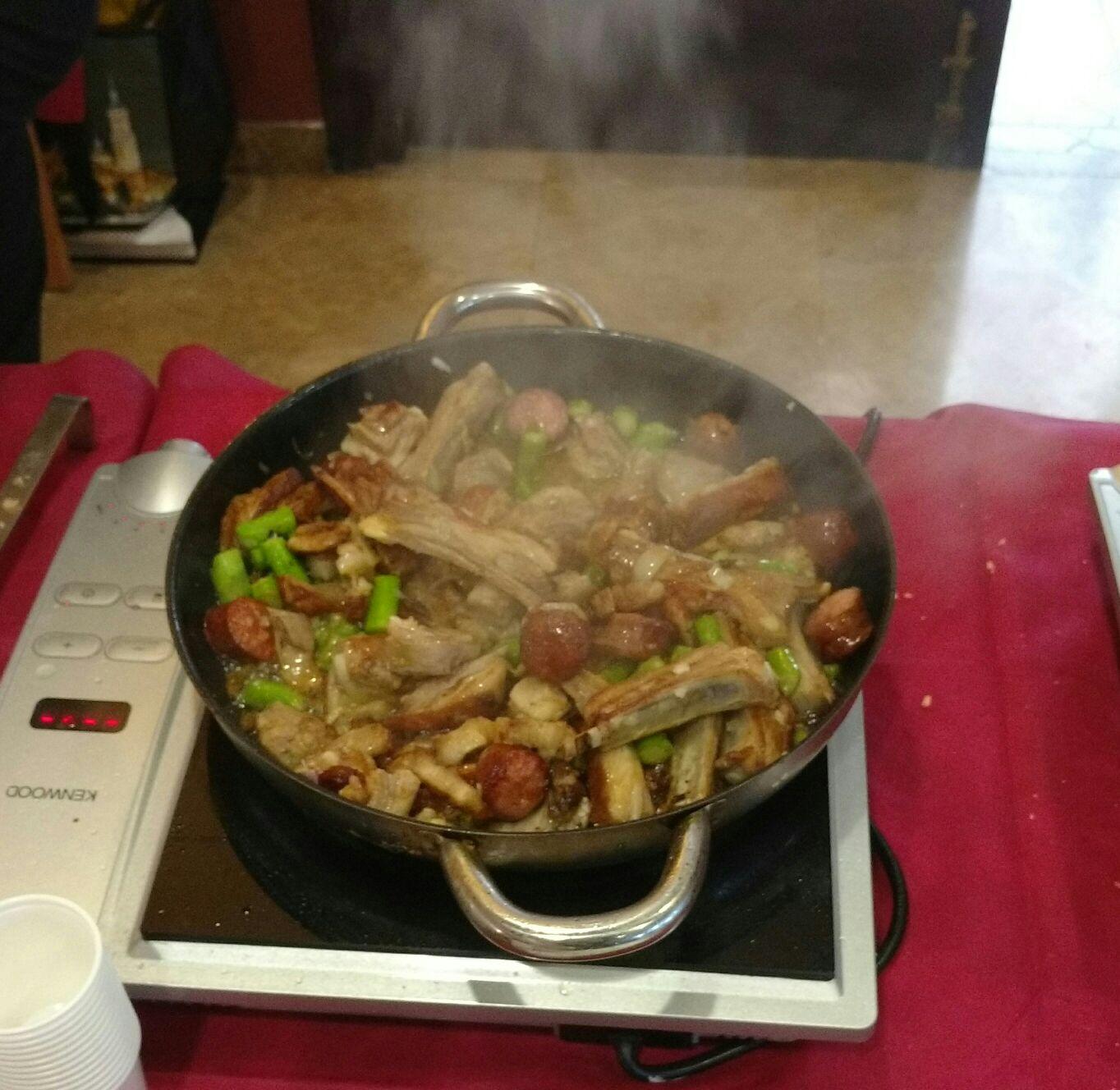 160316 Fontibre Show cooking7