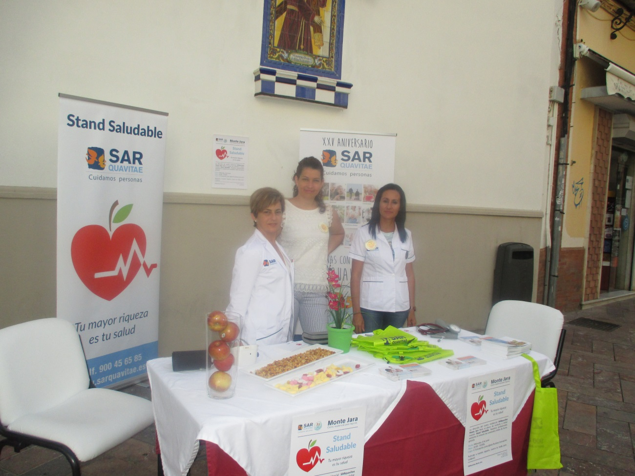 Monte Jara Stand saludable3