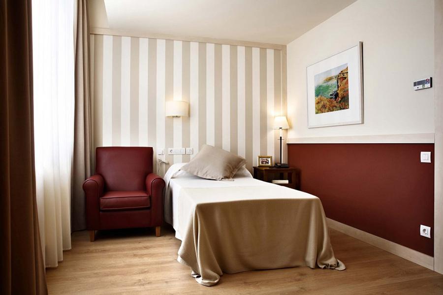 Residencias de Ancianos Sabadell - habitación