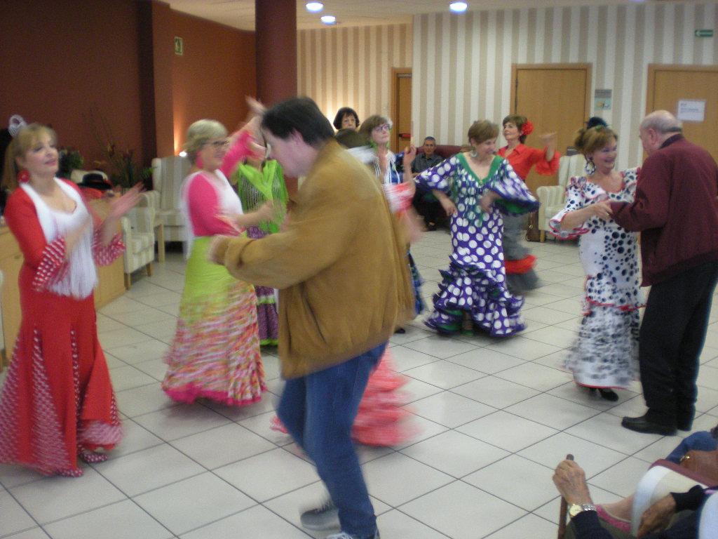 Sevillanas DomusVi Miraflores 12