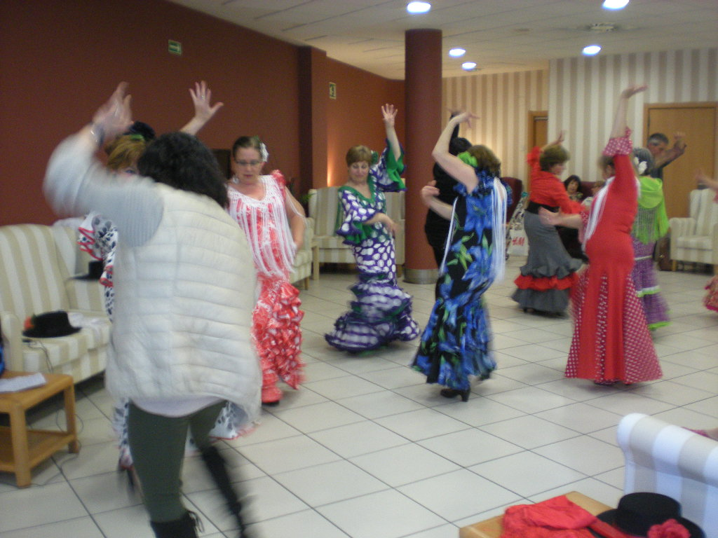 Sevillanas DomusVi Miraflores 14