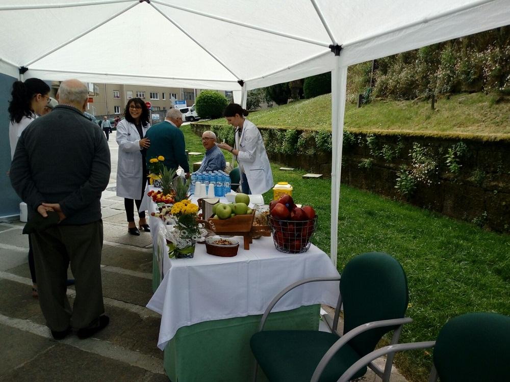 Stand de la Salud DomusVi San Lázaro 3