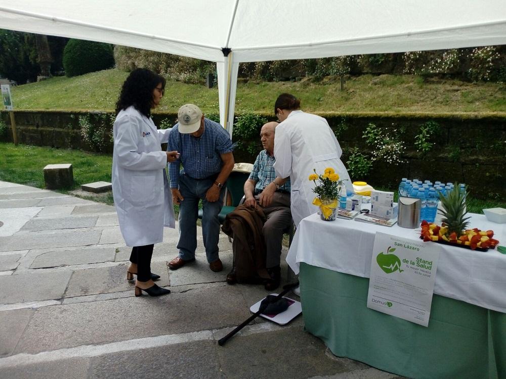 Stand de la Salud DomusVi San Lázaro 5