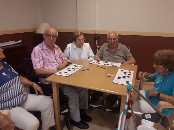 Bingo a DomusVi Regina 4