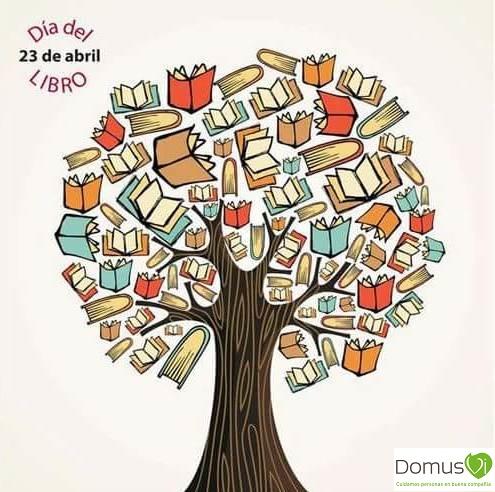 Día del Libro: Salida al mercadillo solidario - Blog DomusVi