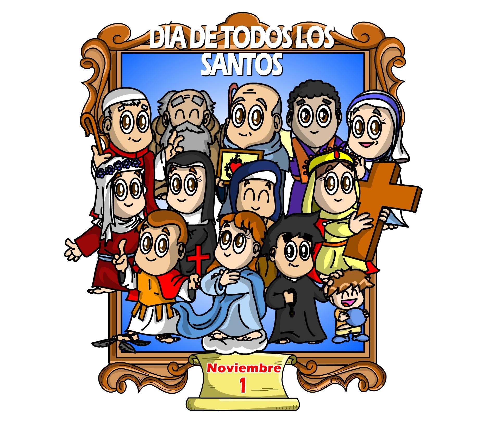 1 de Noviembre: Día de todos los Santos - Blog DomusVi