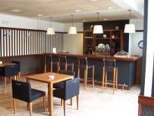 Residencia Ancianos Madrid - Cafetería residencia para mayores SARquavitae Arturo Soria