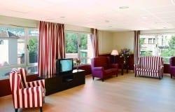 Residencia Ancianos Barcelona - Salon residencia para mayores SARquavitae Regina
