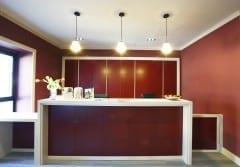 Recepción residencia para ancianos SARquavitae Villa Sacramento