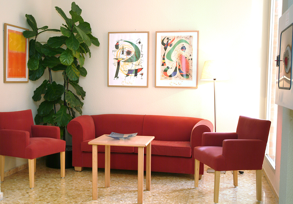 Sala residencia para mayores SARquavitae Monte Arse Valencia