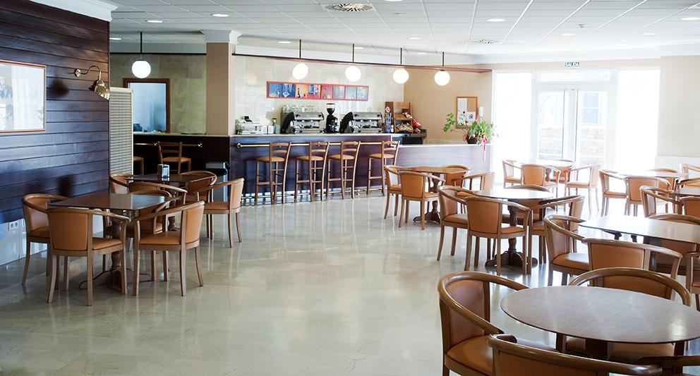 Restaurante residencia de ancianos SARquavitae San Lázaro Santiago de Compostela