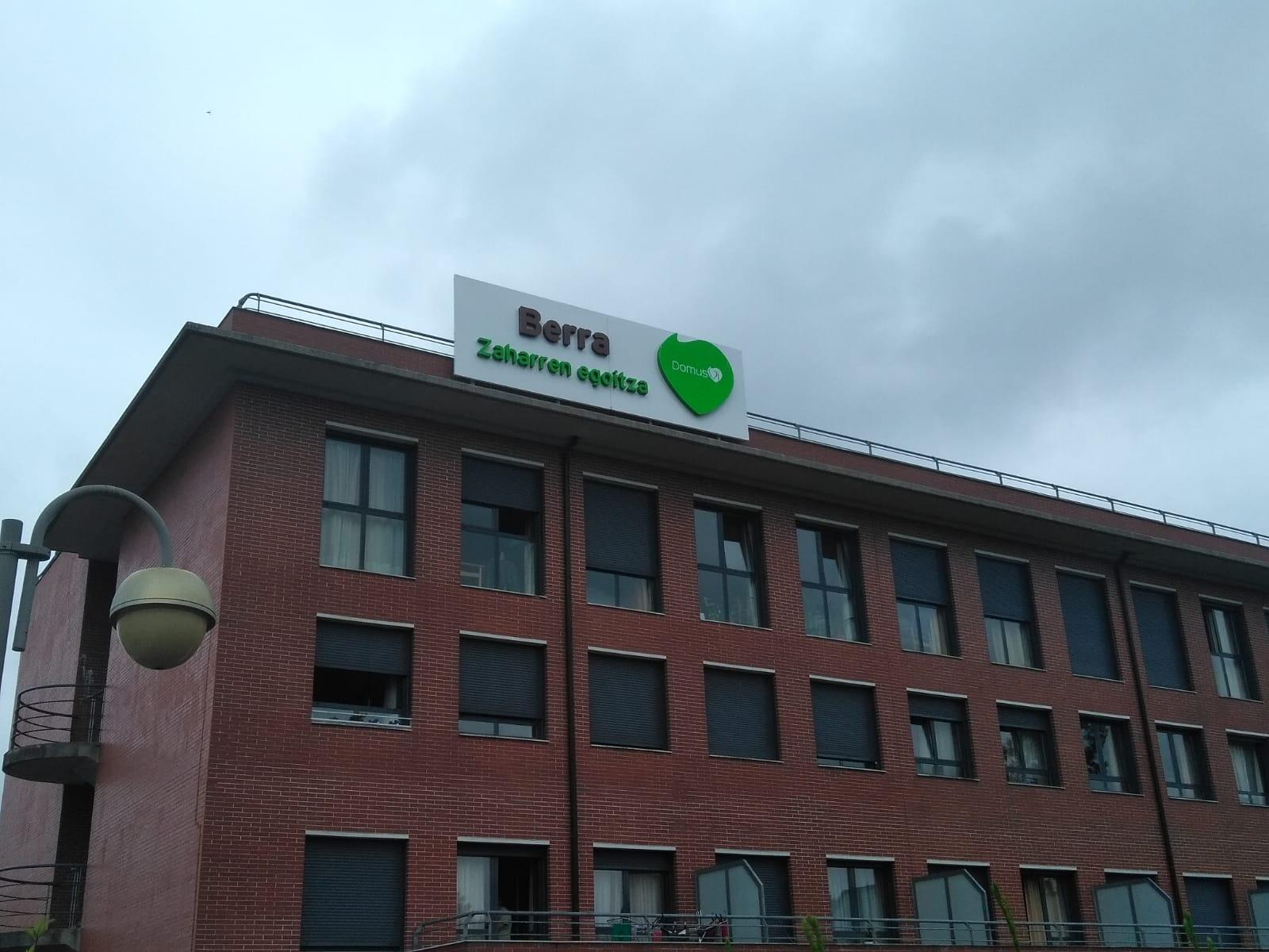 Residencia para mayores Berra, San Sebastián