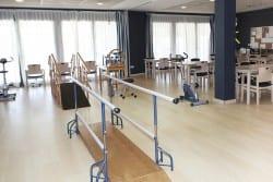 Gimnasio residencia para mayores SARquavitae Costa d&#39 en Blanes