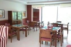 Sala terapia residencia para mayores SARquavitae Santa Justa Sevilla