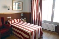 Habitación residencia para ancianos SARquavitae Puerta Nueva Zamora