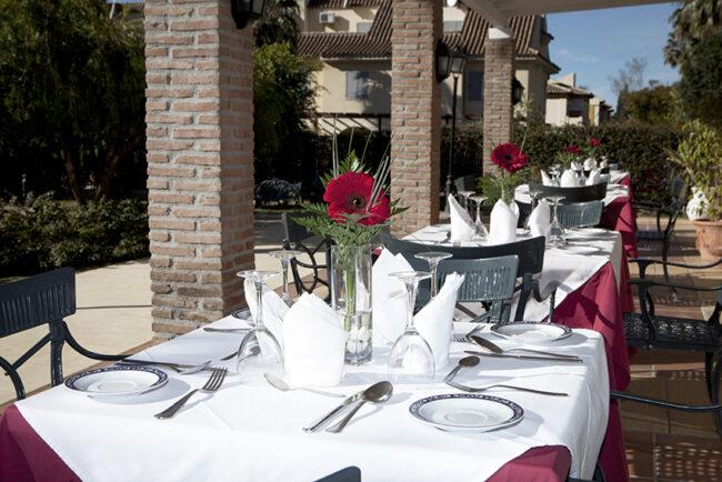 Residencia ancianos Málaga Azalea