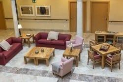 Salón residencia de ancianos SARquavitae Condes de Corbull Jaén