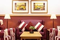 Salón residencia para mayores Micaela Aramburu