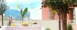 Terraza residencia de ancianos SARquavitae Condes de Corbull Jaén
