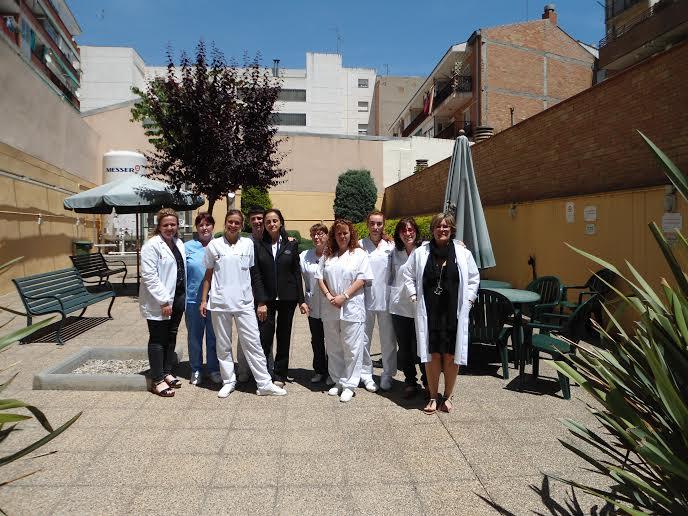 Equipo SARquavitae Jaume Nadal Meroles Lleida