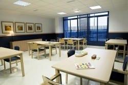 Sala terapia residencia de ancianos SARquavitae Remedios Córdoba