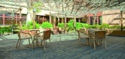 Residencia Ancianos Madrid - Jardín residencia tercera edad SARquavitae Albufera