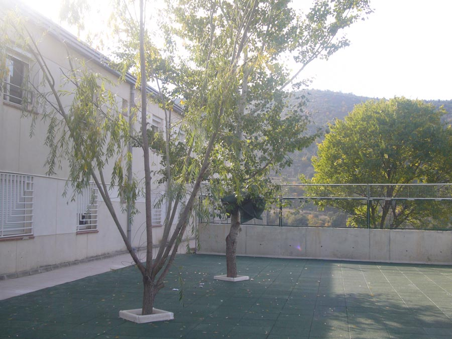 Residencia Ancianos Barcelona - Jardines Residencia SARquavitae Mont Martí