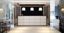 Residencia Ancianos Barcelona - Recepción residencia para mayor DomusVi Bonanova