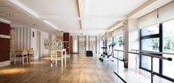 Residencia Ancianos Barcelona - Gimnasio residencia para mayor DomusVi Bonanova