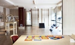 Residencia Ancianos Barcelona - Sala de terapia residencia para mayor DomusVi Bonanova