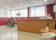 Recepción residencia de ancianos SARquavitae Jaume Nadal Meroles Lleida