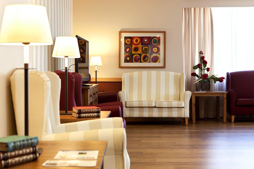 Residencia Ancianos Barcelona - Sala residencia para mayores SARquavitae Claret