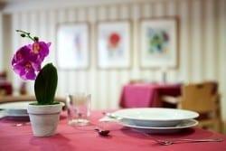 Residencia Ancianos Barcelona - Comedor residencia para mayores SARquavitae Claret