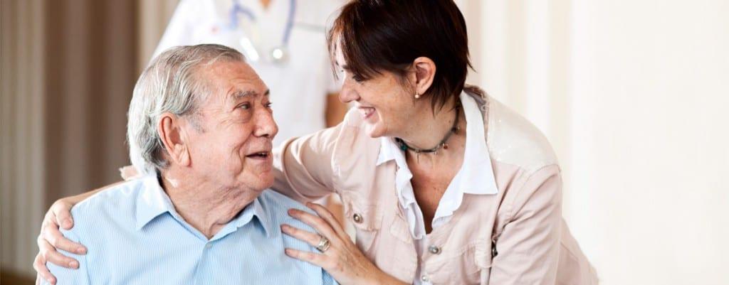 Servicios sanitarios y sociales | Cuidado de personas mayores ...