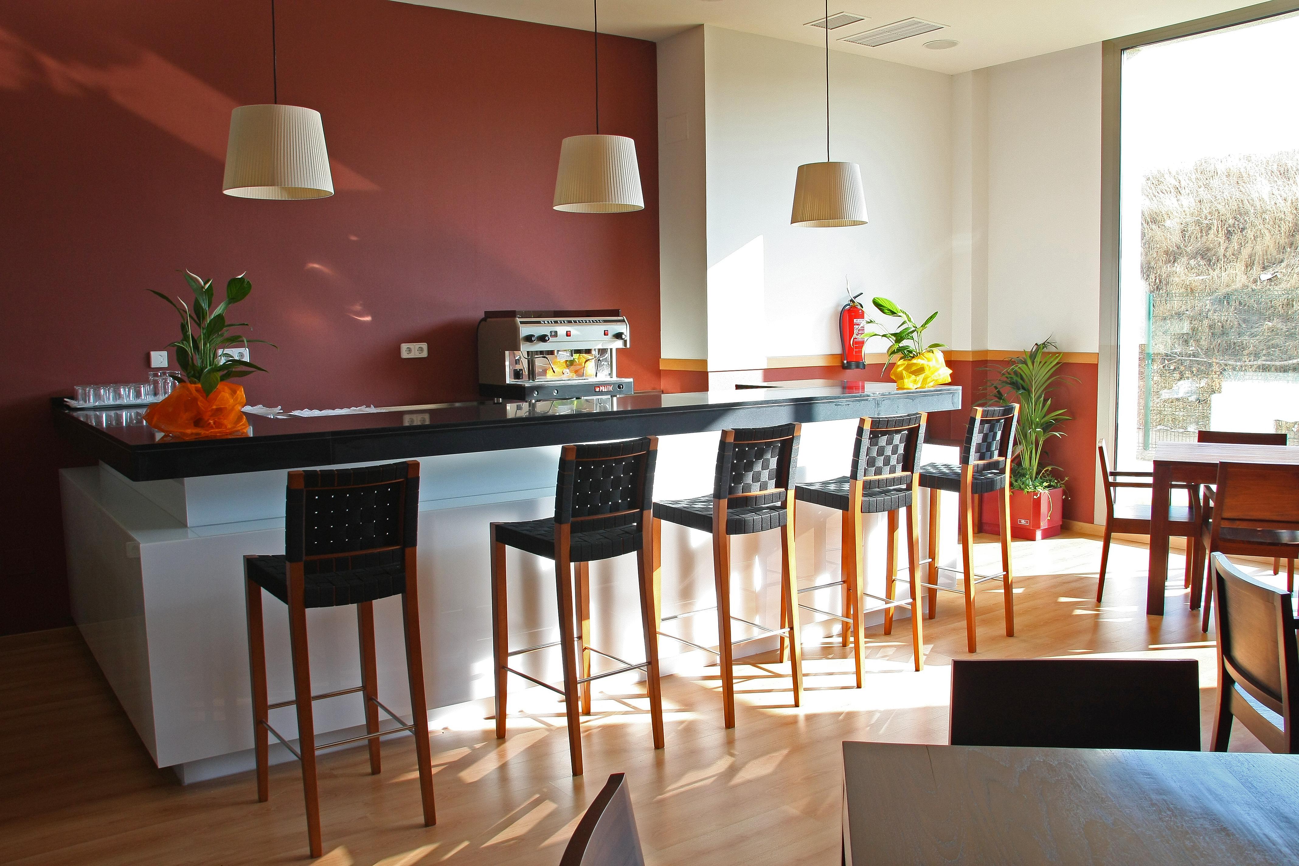Cafetería residencia para ancianos SARquavitae Puerta Nueva Zamora