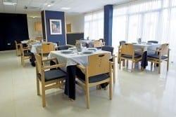 Comedor de actos terapia residencia de ancianos SARquavitae Remedios Córdoba