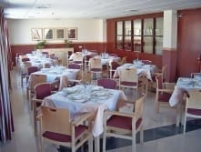 Residencia Ancianos Madrid - Comedor residencia para la tercera edad SARquavitae Ciudad de Móstoles