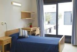 Habitación de actos terapia residencia de ancianos SARquavitae Remedios Córdoba