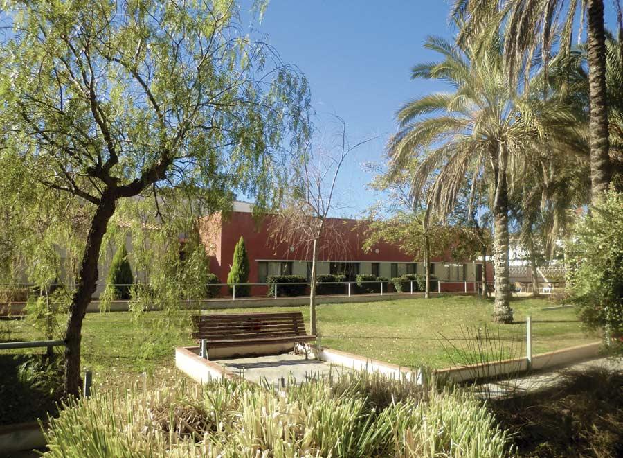 Residencia de mayores Sierra de las Nieves en Málaga