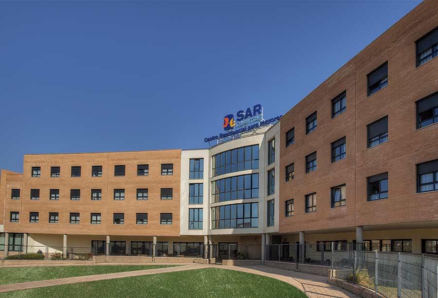 Residencia geriátrica SARquavitae Ciudad de Badajoz