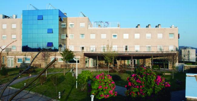 Santiago San Lázaro Nursing Home