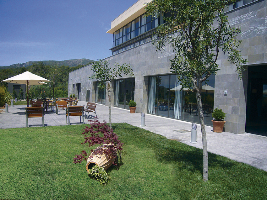 Jardín residencia para mayores SARquavitae  Costa d' en Blanes