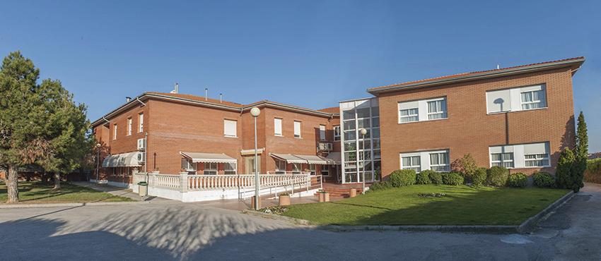 Exterior residencia geriátrica SARquavitae Terraferma Lleida