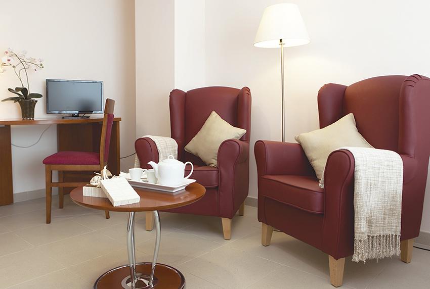 Sala residencia para ancianos SARquavitae Palma
