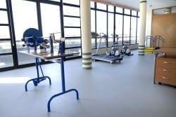 Gimnasio residencia para ancianos Alcúdia