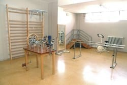 Gimnasio residencia para mayores SARquavitae Monte Arse Valencia